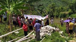 Yên Bái: Rủ nhau đi bắt ốc, ba nữ sinh đuối nước thương tâm