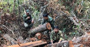 VQG Phong Nha - Kẻ Bàng ký kết phối hợp bộ đội biên phòng
