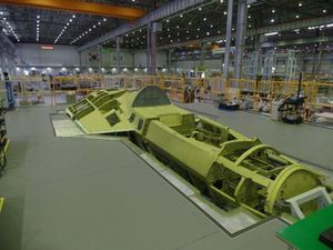 Khám phá sức mạnh 'chim ưng' KF-X - chiến đấu cơ đầu tiên của Hàn Quốc