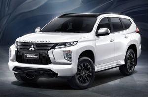 Mitsubishi Pajero Sport có thêm phiên bản mới, ngoại hình nâng cấp