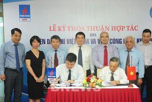 VPI và IDT hợp tác sản xuất, cung cấp sản phẩm và dịch vụ mới