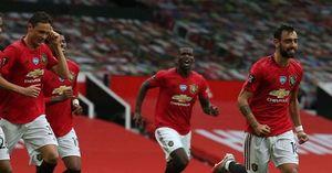 VAR tiếp tục gây tranh cãi vì thiên vị Man Utd