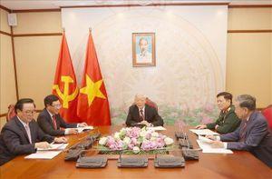 Vun đắp quan hệ Việt Nam - Campuchia ngày càng phát triển bền vững