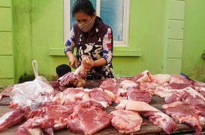 Nhập heo Thái, thịt Nga, Canada... sao thịt lợn vẫn tăng giá?