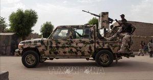 Vụ tấn công đoàn xe quân sự ở Nigeria: Binh sĩ thiệt mạng lên tới 35 người