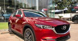 Giảm đến 120 triệu đồng, giá lăn bánh Mazda CX-5 còn bao nhiêu?