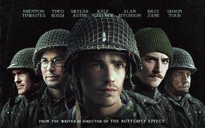 Ngạc nhiên trước nhan sắc 'cực phẩm' của dàn nam chính góp mặt trong 'Ghosts Of War - Dinh thực oan khuất'