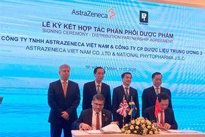 Thỏa thuận đầu tiên về phân phối thuốc theo mô hình mới