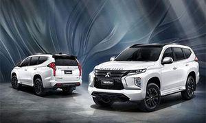 Mitsubishi Pajero Sport 2020 có thêm bản mới hầm hố hơn, giá mềm đấu Hyundai Santa Fe, Toyota Fortuner