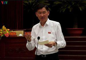 Ông Trần Vĩnh Tuyến có vai trò gì ở Ủy ban Nhân dân TPHCM?
