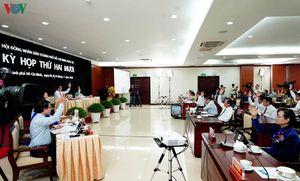 Bế mạc Kỳ họp thứ 20 HĐND TPHCM khóa 9