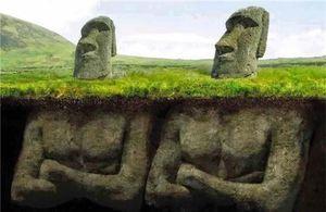 Những công trình bị nghi do gười ngoài hành tinh xây dựng