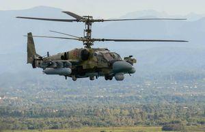 Nga trang bị tên lửa chống tăng mạnh nhất thế giới cho Ka-52M