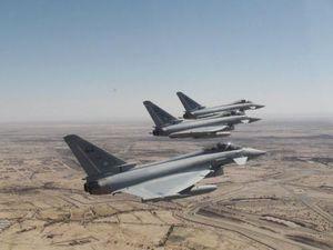 Anh nối lại xuất khẩu vũ khí cho Saudi Arabia