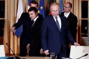 Sau cáo buộc Nga, Ukraine muốn 'gọi' Mỹ tham gia Thỏa thuận Minsk