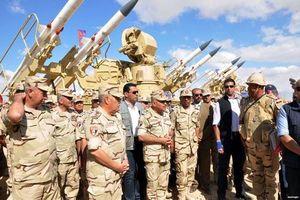 Quốc hội Libya 'bật đèn xanh', quân đội Ai Cập chuẩn bị tham chiến?
