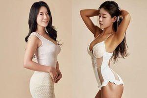 Nữ thần cờ vây Hàn Quốc lột xác thành VĐV thể hình