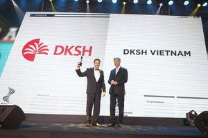 DKSH chiến thắng giải thưởng HR Asia Award 2020