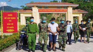 Hà Tĩnh: Liên tiếp phá các vụ án ma túy, bắt giữ nhiều đối tượng