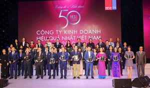 Vietcombank dẫn đầu các ngân hàng hiệu quả nhất Việt Nam