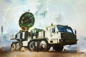 Krasukha-2O Nga vô hiệu hóa chiến đấu cơ tiên tiến nhất của Mỹ