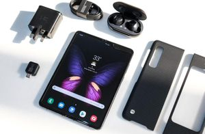 Galaxy Z Flip 2 sẽ có màn hình lớn như máy tính bảng?