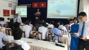 Đào tạo 58 kỹ thuật viên lái tàu tuyến Metro số 1 Bến Thành - Suối Tiên