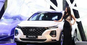 Giá xe Hyundai tháng 7/2020: Hyundai Palisade 2020 chính thức về nước