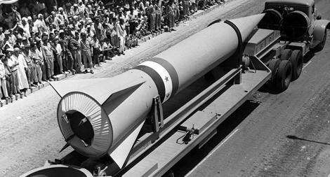 Mossad và chiến dịch thanh trừng các nhà khoa học Đức Quốc xã