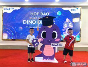 Ra mắt ứng dụng 'Dino đi học' - Giáo trí tiền Tiểu học đầu tiên tại Việt Nam