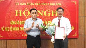 Tân Giám đốc Sở GTVT tỉnh Lạng Sơn là ai?