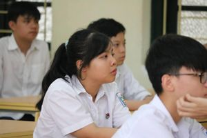 Thí sinh Hà Nội sẵn sàng cuộc đua vào lớp 10 THPT công lập