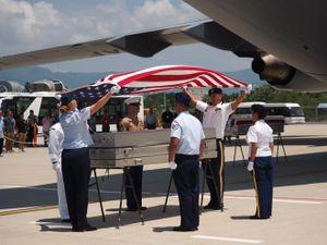Việt Nam và Mỹ tổ chức lễ hồi hương hài cốt quân nhân Mỹ lần thứ 153