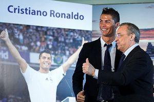 Hai thập niên Chủ tịch Perez cùng Real khuynh đảo bóng đá thế giới