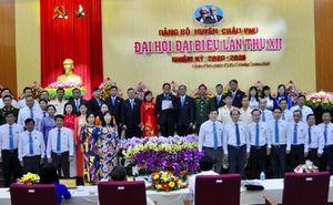 Đại hội điểm bầu trực tiếp Bí thư Huyện ủy Châu Phú