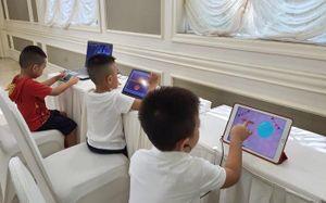 Ra mắt sản phẩm công nghệ phát triển kỹ năng cho trẻ tiền tiểu học