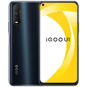 iQOO U1 ra mắt: Snapdragon 720G, camera ba 48 MP và pin 4.500 mAh