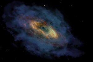 'Siêu quái vật vũ trụ' có trái tim lớn gấp 1,5 tỉ Mặt Trời