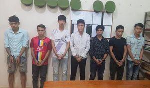 Lâm Đồng: Kéo đồng bọn, mang theo hung khí đi dằn mặt tình địch