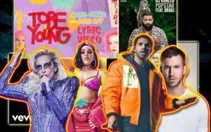 'Thở không nổi' với màn 2 của đại tiệc âm nhạc tháng 7: 8 dự án hợp tác đồng loạt ra mắt với sự góp mặt của Drake, Doja Cat, Lady Gaga,.. và nhiều hơn nữa