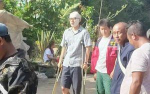 'Một chút là đến nhà': Lưu Hạo Nhiên thương tổn nặng nề, Bành Dục Sướng hóa trai quê