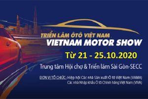 Triển lãm ôtô lớn nhất Việt Nam - VMS 2020 chính thức bị hủy