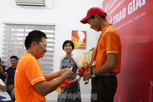 Trao giải Tiền Phong Marathon 2020 khu vực miền Trung