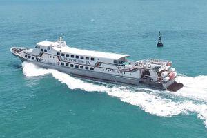 Tàu cao tốc Superdong Kiên Giang 'chồng chềnh' trước cơn sóng dữ COVID-19