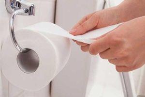 Mắc bệnh ung thư vì dùng giấy vệ sinh sai cách
