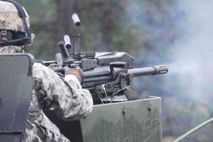 Sức mạnh súng phóng lựu liên thanh Mk19 của Mỹ