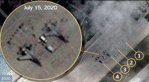 Tiêm kích Trung Quốc nhái từ Su-27 Nga xuất hiện trái phép tại quần đảo Hoàng Sa, Việt Nam