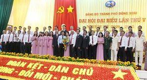 Nhiều Đảng bộ cấp trên cơ sở tỉnh Bình Phước tổ chức đại hội