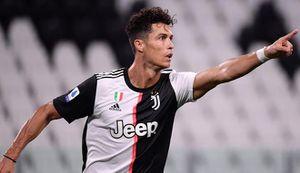 Ronaldo nói gì sau khi lập kỳ tích ghi bàn