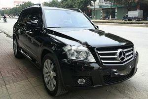 Có nên mua xe sang Mercedes-Benz GLK cũ từ 500 triệu đồng?